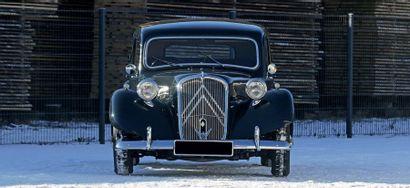 1955 Citroën BIG SIX