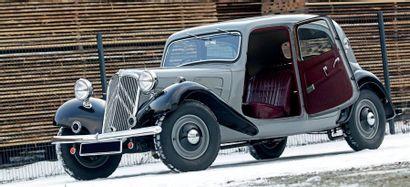 1934 Citroën Super MODERN TWELVE