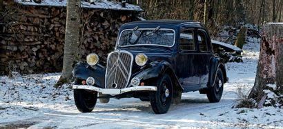 1934 Citroën TRACTION 7A