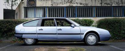 1987 CITROEN CX GTi TURBO2