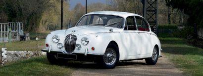 1968 Jaguar Mark II 240