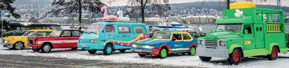 1990 - JAGUAR XJ6 4.0 SOVEREIGN 34 000 KM Vendue en l'état sans réserve