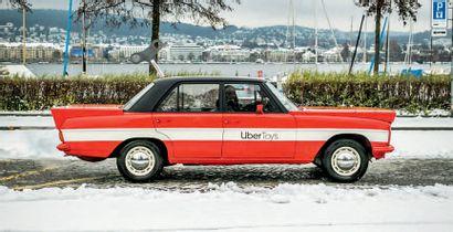 1972 - MERCEDES 230 W115