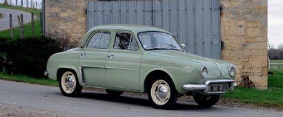 1958 RENAULT DAUPHINE