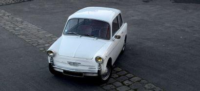 1969 Autobianchi Bianchina LUTÈCE