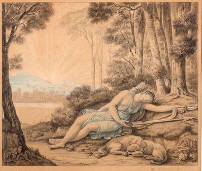 PIERRE MAXIMILIEN DELAFONTAINE (1774-1860)