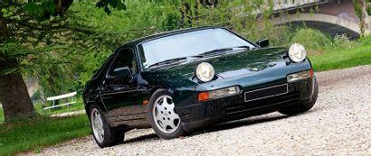 Porsche 928 S4 1986