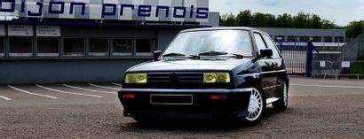 VW Golf II Rallye 1989