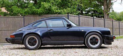 Porsche 911 3,2 G50 RUF 1987