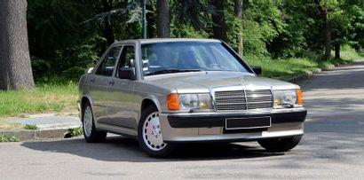 Mercedes Benz 190 E 2,3-16 1984