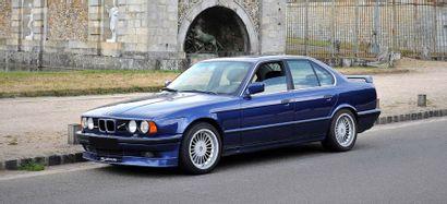BMW E34 Alpina B10 BI-TURBO 1991