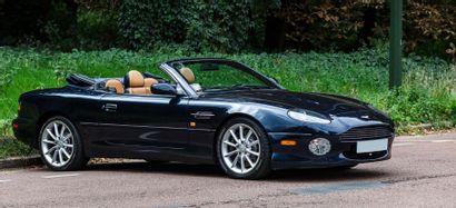 Aston Martin Vantage VOLANTE DB7 2001