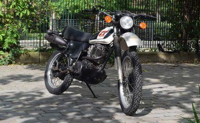Yamaha XT 500 1979