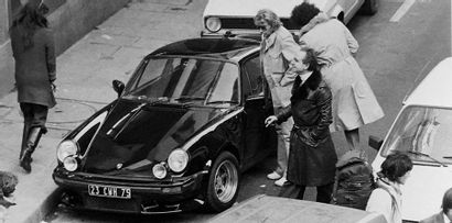 Porsche 911 SC EX JOHNNY HALLYDAY Gr. IV 1979