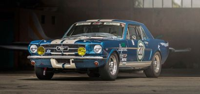 Ford MUSTANG FIA 289  1965