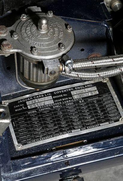 Jaguar Type E 3,8 COUPÉ Compétition 1962 Eligible aux compétitions historiques Estimation...