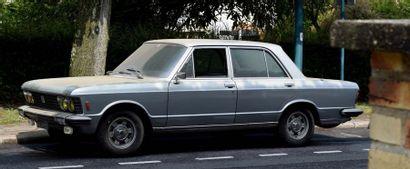 FIAT 130 Berline 3200 1973