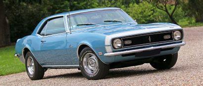 Chevrolet CAMARO 327 1969
