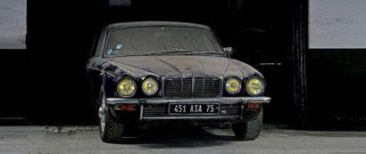 Jaguar XJ6 3,4 1975