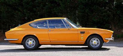 Fiat DINO Coupé 2.0l 1967