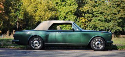 Rolls Royce CORNICHE 1984