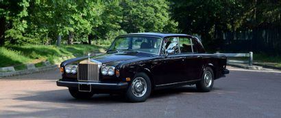 Rolls-Royce SILVER SHADOW II 1980