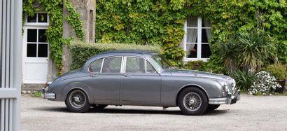 Jaguar MK 3,4 1964