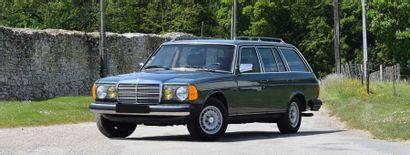 Mercedes 280 TE 1983