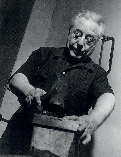 """Jean Després Collier """"formes géométriques et libres """" Argent martelé ( Poinçon de..."""