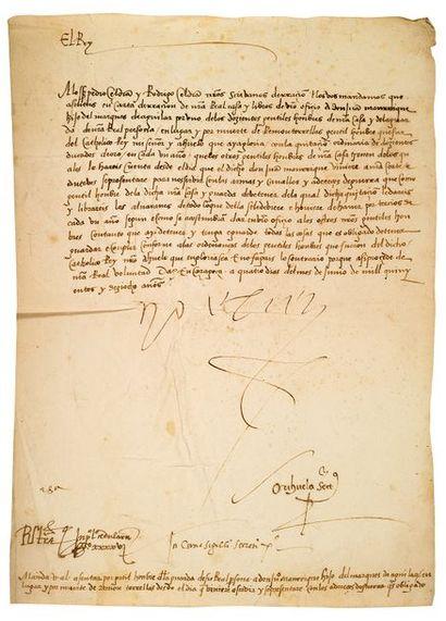 CHARLES QUINT (1500-1558)