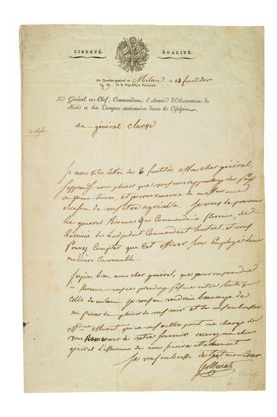 MURAT Joachim (1767-1815)