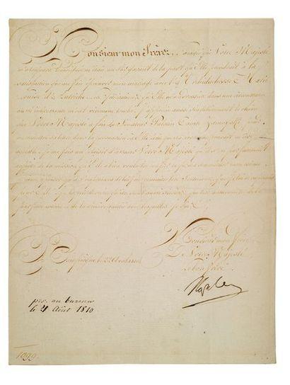 NAPOLÉON IER (1769-1821)<br/>
