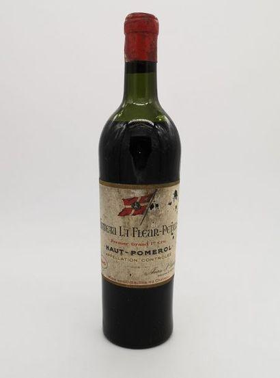 1 blle Château La Fleur-Pétrus - 1945 - Pomerol...
