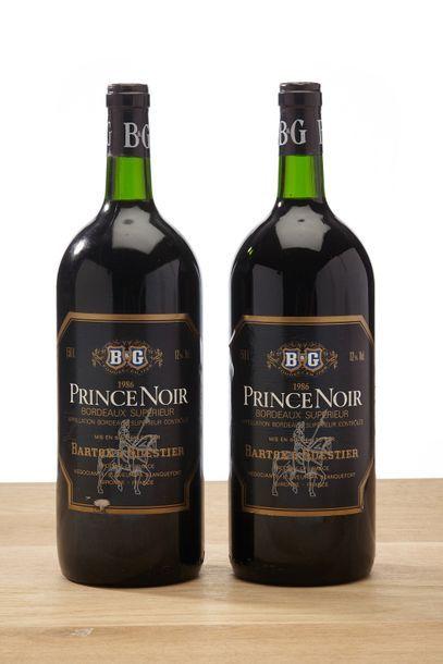 2 Mag Le Prince Noir - 1986 - Bordeaux  ...