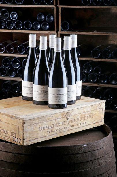 12 Blles Puligny-Montrachet 1er Cru