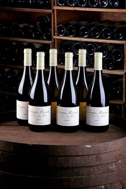 6 Blles Chassagne-Montrachet 1er Cru