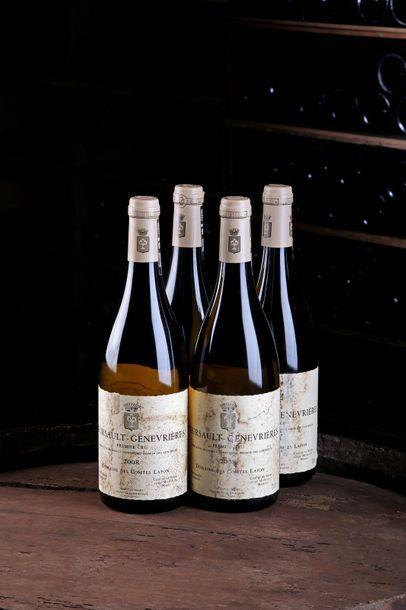 4 Blles Meursault
