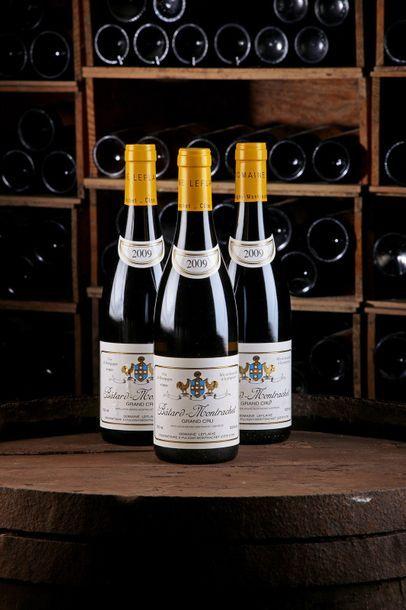 3 Blles Bâtard-Montrachet GC - 2009 - Domaine...