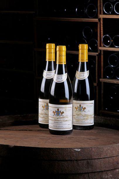 3 Blles Bienvenues-Bâtard-Montrachet GC -...
