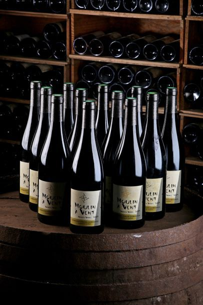 12 Blles Moulin-à-Vent Vieilles Vignes -...