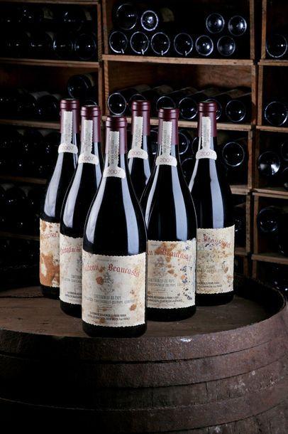 6 Mag Châteauneuf-du-Pape - 2007 - Château...