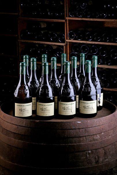 12 Blles Châteauneuf-du-Pape Blanc - 2008...