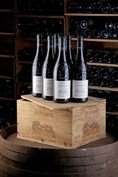 6 Blles Châteauneuf-du-Pape Vieilles Vignes-...