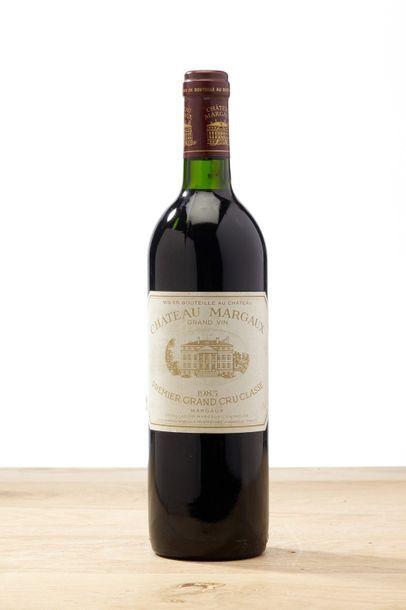 1 blle Château Margaux - 1985 - 1er GCC Margaux...