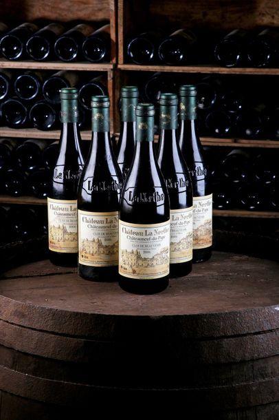 6 Blles Châteauneuf-du-Pape