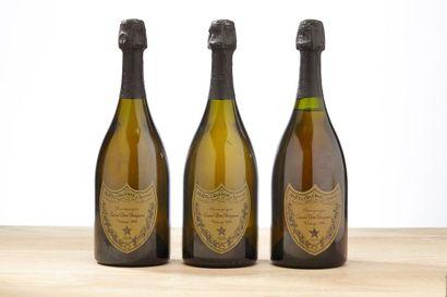 [MIX] LOT 3 blles Champagne Dom Pérignon...