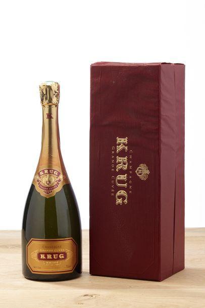 1 blle Champagne Grande Cuvée - NM - Krug...