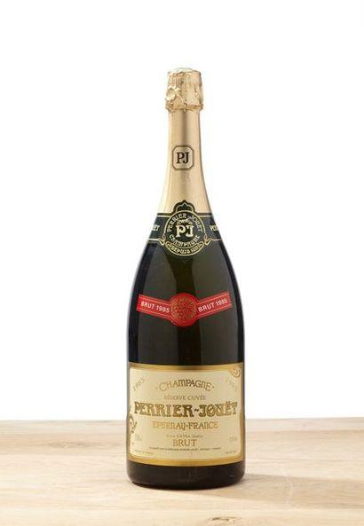 1 Mag Champagne Belle Epoque - 1985 - Perrier-Jouët...