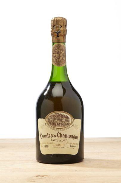 1 blle Champagne Comtes de Taittinger Blanc...