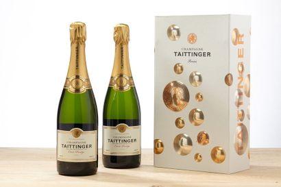 2 blles Champagne Cuvée Prestige - NM - ...